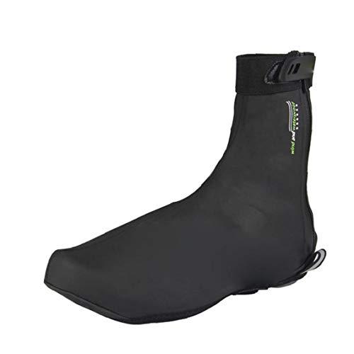 Zapatos de bicicleta Cubiertas, Overshoes Bike Calentar a prueba de viento impermeable a prueba de polvo para el Equipo al aire libre del montar a caballo de Ciclismo Indoor Clase ciclo al aire libre