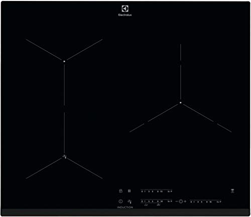 Plaque induction Electrolux EIF61342 - Plaque de cuisson 3 foyers / 3 boosters
