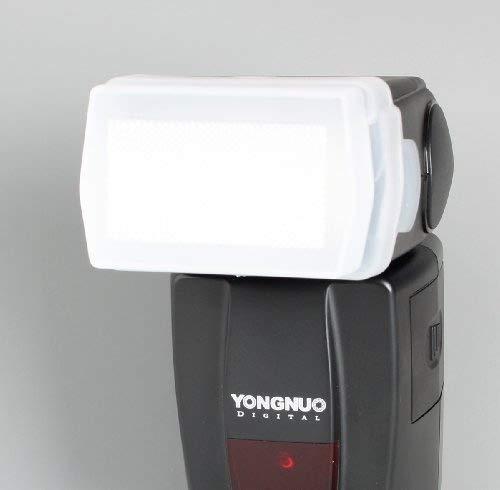 Flash bounce difusor para yongnuo yn-462 yn-460 yn-460 ii yn-465 yn-467 yn-468