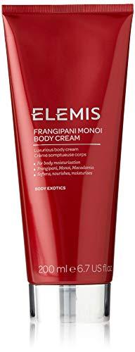Elemis Frangipani-monoi kroppskräm, lyxig kroppskräm, 1-pack (1 x 200 ml)
