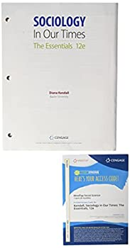 Product Bundle Bundle: Sociology in Our Times: The Essentials, Loose-leaf Version, 12th + MindTap, 1 Term Printed Access Card Book