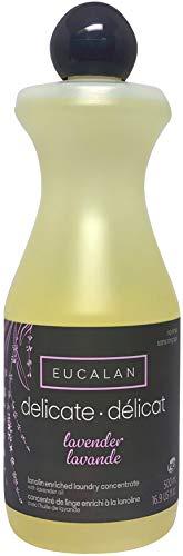 Eucalan 666884500526 pflegendes Feinwaschmittel, Lavendel, 500 ml