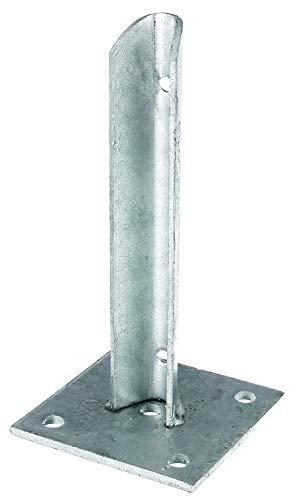 GAH-Alberts 658632 Pfostenträger | für Zaunpfosten | für Pfosten-Ø 34 mm