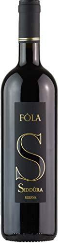 Fòla Cannonau di Sardegna DOC tr. 2017 von Siddùra, trockner Rotwein aus Sardinien