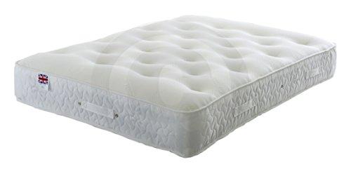 Bed Centre 3000 Hybrid Pocket Memory Mattress for Independent Support 5ft King Size