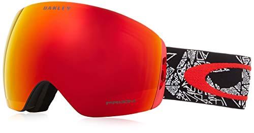 Oakley OO7050-57 Flight Deck Snow Goggles, Craneos Muertos