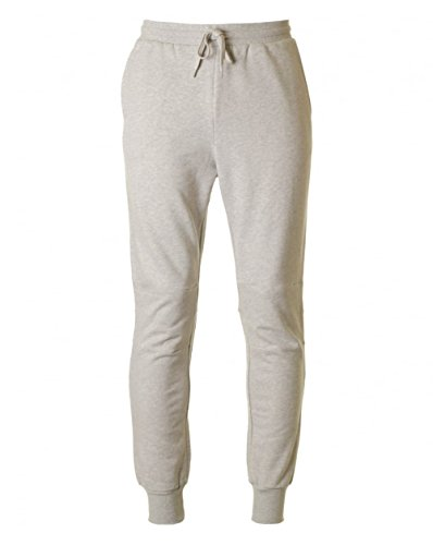 Lyle & Scott - Pantaloni della tuta da uomo Grey Marl X-Large