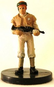 Star Wars Miniatures: Rebel Soldier # 17 - Masters of the Force
