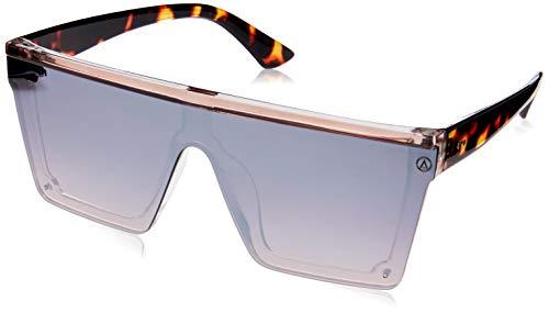 Óculos de Sol Rabelais, Les Bains, Máscara, Unissex, Bege, Único