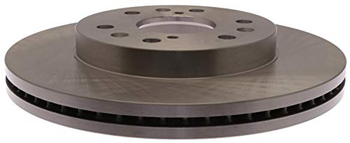 ACDelco Silver 18A1705A Front Disc Brake Rotor