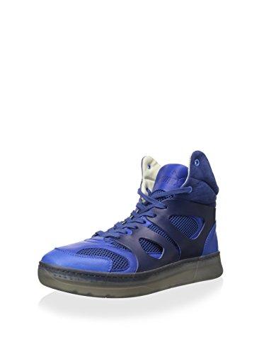 Puma MCQ Move Mid Alexander McQueen - Zapatillas deportivas para hombre (piel), color azul, Azul (Azul), 43 EU