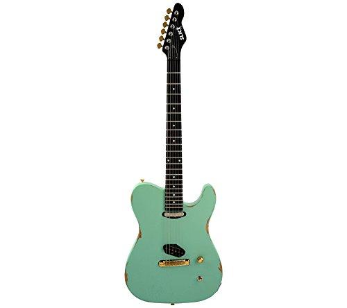 Slick Guitars SL50 - Surf Green