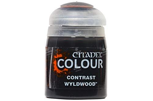 Citadel Colour Games Workshop Contrast - Wyldwood 29-30