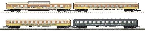 MHI (M lin) 87286 - Set mit 4 Reisezugwagen