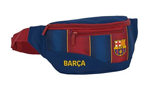 Riñonera con Bolsillo Exterior de F.C. Barcelona 1ª Equipación 20/21, 230x90x120mm