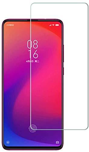 im77r 1 Protector de Pantalla Premium 2.5D Cristal Vidrio Templado Transparente Protector 9H Compatible para Xiaomi MI9T / MI 9T / K20 Pro Transparente…