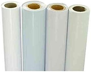 Wonduu Bobina Vinilo Monomérico Blanco 140g Impresión 50 Mtrs 1,07 X 50 m: Amazon.es: Electrónica