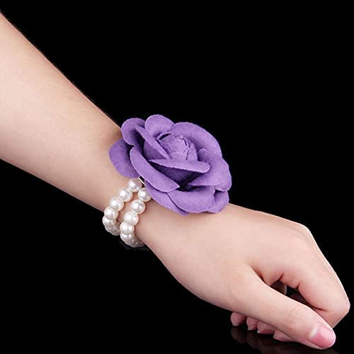 Artificial Sale price and Dried Flower 5Pieces Wedding Bridesmai Bridal Bag Sale special price