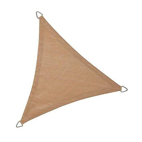 nesling Schatten Tuch Dreieck 3,6m Sand