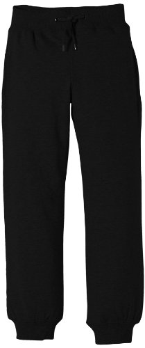 NAME IT Jungen VILMER Kids Sweat UNB Pant R SO Uni Hose, Schwarz (Jet Black), 140