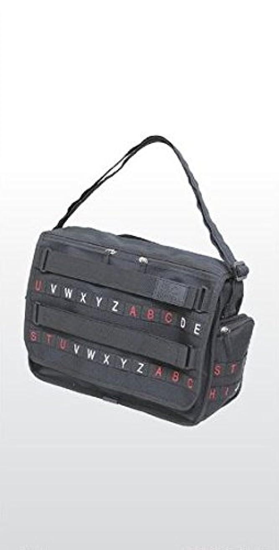 フレアエッセンスアサー十川鞄 B.C.+ISHUTAL イシュタル ロドニー ショルダーバッグ ブラック IRY-5903-BK