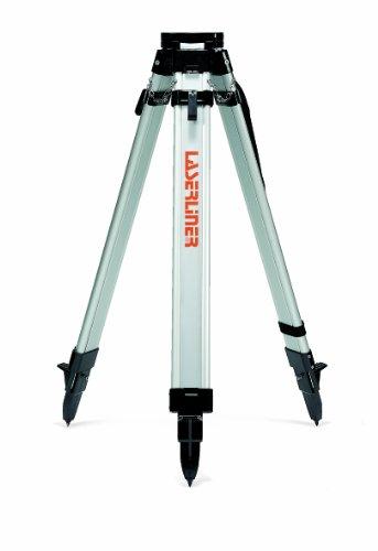 Laserliner 80 statief, licht, aluminium, zwart/zilver, 165 cm