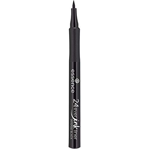 essence 24ever ink liner 01 Intense Black - 5er Pack