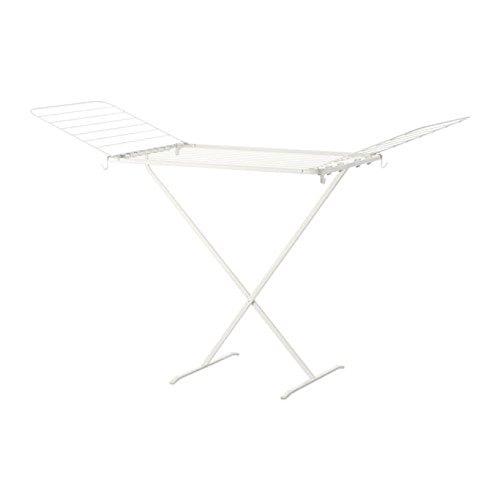 Ikea MULIG Trocknen Rack Indoor Outdoor Weiß 502.287.55