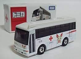 非売品 トミカ 日本赤十字 献血バス LOVE in Action 献血は愛です