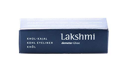 Lakshmi Khol Kajal schwarz senstitiv No. 101, ohne Kampfer, 1 Stk.