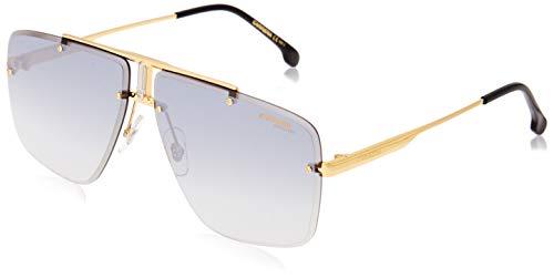 Carrera 1016/S Gafas, Gold Black/Gy Grigio, 64 Unisex Adulto