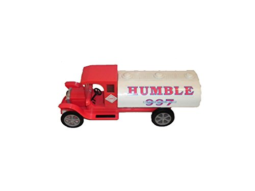 Exxon Limited edition Humble Toy Tanker Truck