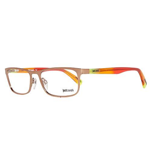 Just Cavalli JC0752 54037 Just Cavalli Brille JC0752 037 54 Rechteckig Brillengestelle 54, Mehrfarbig