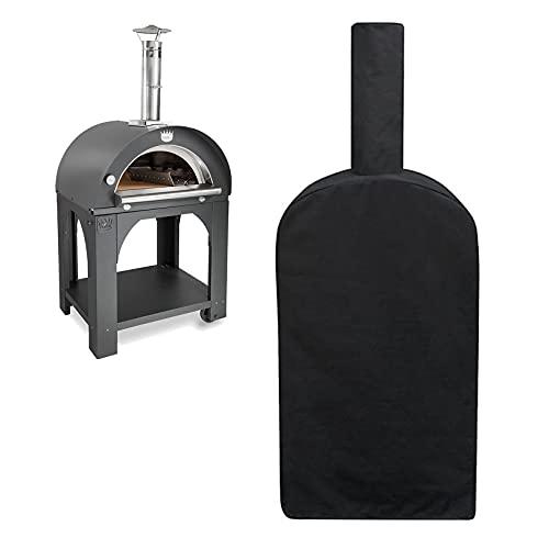 Bramble - Heavy-Duty Waterproof Outdoor Pizza Oven Cover - 165x63x50cm