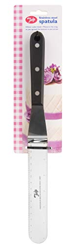 Tala Stainless Steel Large Angled Icing Spatula Pallette Knife