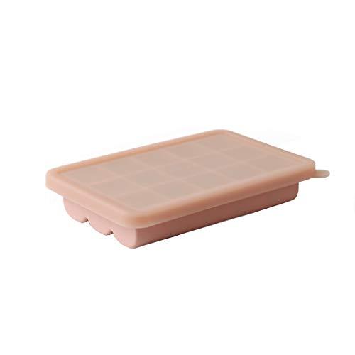 Love lamp Bébé Silicone Complément Alimentaire Boîte Complémentaire Congélateur Boîte De Rangement Stockage Scellé avec Couvercle Portable Bol À Aliments (Taille : L)