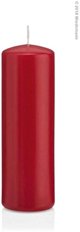 te hará satisfecho 24x Velas Velas Velas ASF 120 40mm (Color Rojo)  costo real