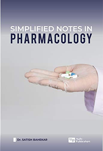 SIMPLIFIED NOTES IN PHARMACOLOGY