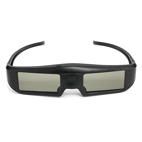 Docooler 3D Aktive Shutter Gläser G06-BT Virtual Reality Gläser Bluetooth Signal besonders für LG/Sony/Panasonic/Sharp/Toshiba/Mitsubishi/Philips/Samsung 3D TV Smart TV