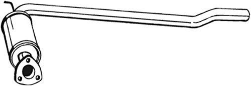 Vorschalldämpfer (1220-3085) Dämpfer Abgasanlage Auspufftopf