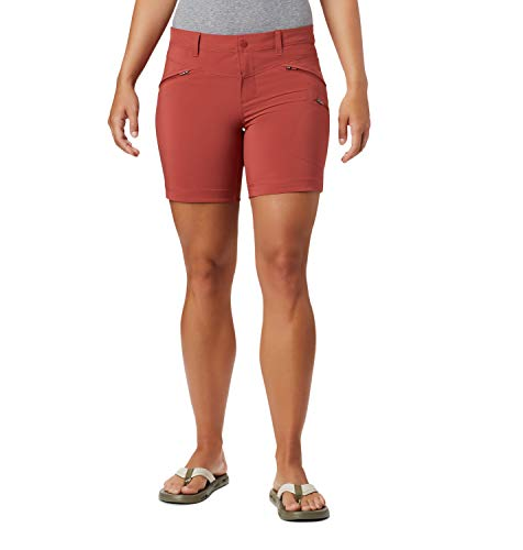 Columbia Peak to Point Pantalones cortos de senderismo, Mujer