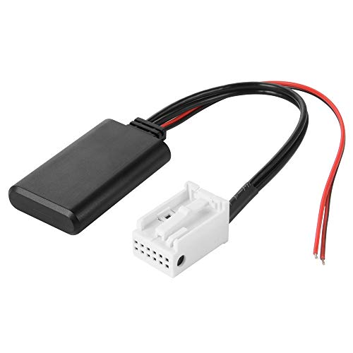 12 pin Bluetooth adapter AUX-kabel voor Mercedes W169 W245 W203 W164 W221