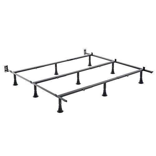 Fashion Bed Group (FASJ2) Titan III Adjustable Bed Frame, Queen/King/California King, Black