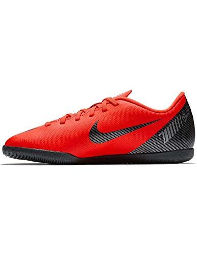 Nike JR Vapor 12 Club GS CR7 IC, Botas de fútbol Unisex niño, Multicolor (Bright...