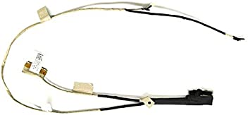 QUETTERLEE Replacement New Compatible for HP 15-DA 15-DA0012DX 15-DB DB0007TX LCD Video Cable TPN-C135 C136 DC020031F00 30pin