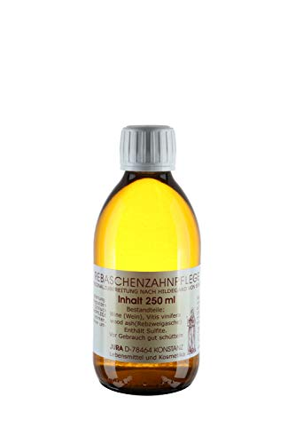 Rebaschenzahnpflege 250 ml. nach Hildegard von Bingen
