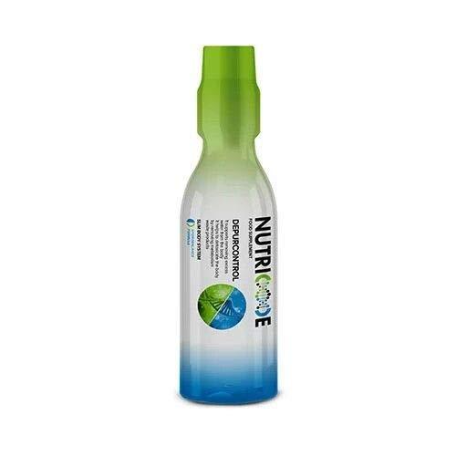 NUTRICODE - DEPURCONTROL 480ML, VERWIJDERT overtollig water, DETOXICAAT en REMOVS Metabolisme Afvalproducten