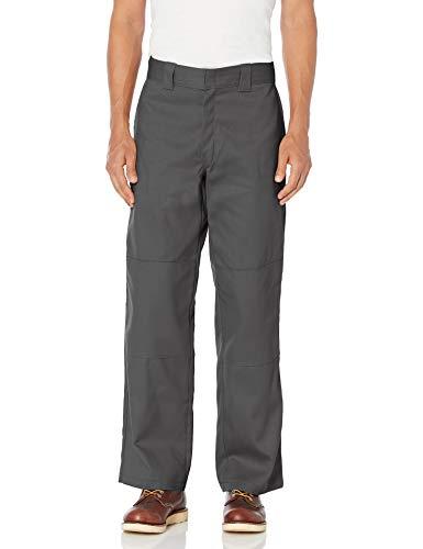 Dickies Herren Flex Double Knee Work Pant Loose Straight Fit Unterhose, anthrazit, 32W / 34L
