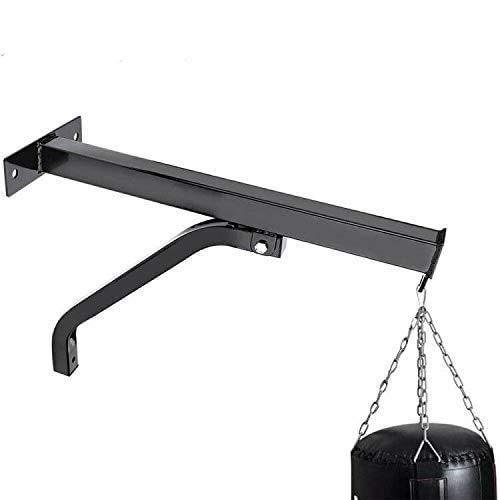 TATTORS Boxsackhalterung 80kg Boxsackhalter Boxen Ständer Wandhalterung Boxsack Metall