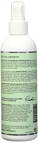 Ouidad Botanical Boost Curl Energizing & Refreshing Spray, 8.5 Fl oz